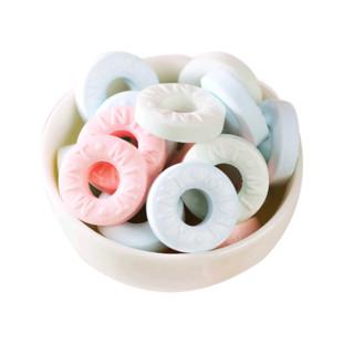 态好吃  圈圈糖 四种花香混合  100g *3件