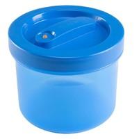 户外运动使用方便 易清洗650ml塑料餐盒 QUECHUA Box for food 22oz