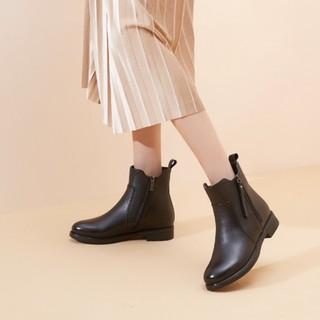 AOKANG 奥康 195429092 女士短靴