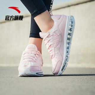 安踏女鞋运动鞋全掌气垫跑鞋