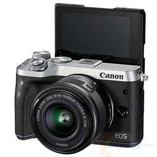 Canon 佳能 EOS M6 微单套机(18-150mm)