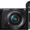 SONY 索尼 ILCE-6100(16-50 55-210)APS-C画幅 双镜头套机