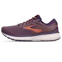 Brooks 布鲁克斯  魔鬼系列 女士跑鞋 1203051B 紫色/橙色 38