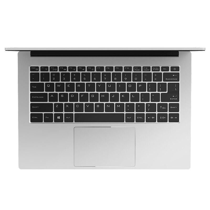 机械革命(MECHREVO)S2 14英寸(英特尔酷睿i5-10210U 8G 512G MX350 摄像头) 银 网课 办公轻薄笔记本电脑