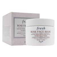 馥蕾诗(FRESH)玫瑰睡眠面膜睡莲黄糖红茶面霜水面膜套装 玫瑰面膜100ML
