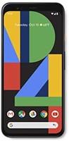 Google Pixel 4无锁版智能手机,64GB 黑色版