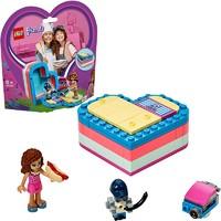 LEGO乐高 Friends好朋友系列 41387 奥莉薇亚的夏日藏宝盒