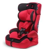 Ganen 感恩 旅行者 儿童安全座椅 9个月-12岁 *3件