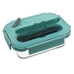 iCook 玻璃保鲜盒 无分隔 860ml