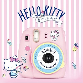 FUJIFILM 富士 instax mini 9 Kitty 拍立得相机 礼物定制款 + 配件礼包 套装