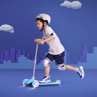 mitu 米兔 儿童滑板车 蓝色