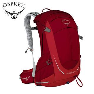 OSPREY  STRATOS云层男款登山户外运动旅游徒步双肩背包