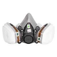 3M 防毒面具喷漆专用防护面罩6200