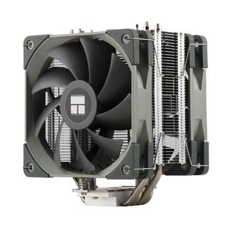 利民AS120刺灵CPU散热器INTEL amd台式机电脑4热管PWM静音CPU风扇