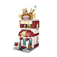 移動端:LOZ 俐智 迷你街景玩具 1626  雪糕店