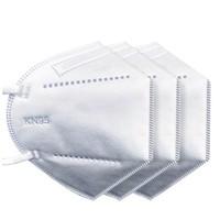 快活林 pg1 4层防护口罩 3只装 白色