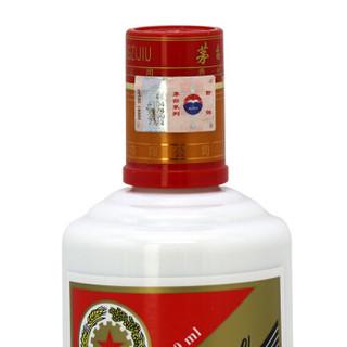 茅台 王子酒 53度 白酒 500ml 单瓶装 口感酱香型