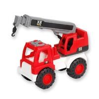 耐摔消防车车模玩具677-49