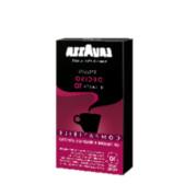LAVAZZA 拉瓦萨 NO.10 DECISO 特浓咖啡胶囊  适用nespresso咖啡机 深度烘焙 10粒