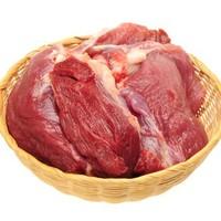 帕尔司 爱尔兰牛前腿肉块 1kg *3件