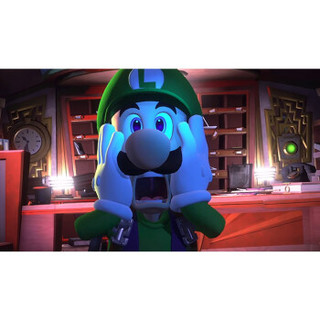 Nintendo 任天堂 NS游戏卡带 《路易吉鬼屋3》