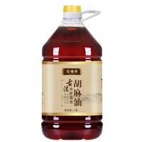 SHANYIFANG 膳怡坊 内蒙古 物理压榨亚麻籽油 5L