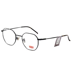 Levi's 李维斯 LS05251 复古多边形眼镜架+依视路 钻晶A3 1.56折射率 非球面镜片 *2片