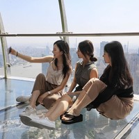 上海東方明珠電視塔門票