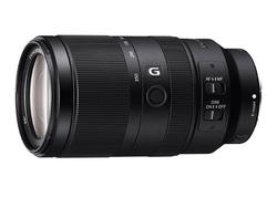 SONY 索尼 SEL70350G 70-350mm F4.5-6.3 G OSS 远摄变焦镜头 (黑、E卡口)