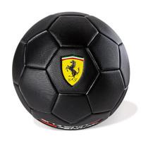 法拉利(Ferrari)足球5号4号 成人训练标准比赛用球 脚感耐磨机缝款 F666 黑色 3号球