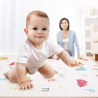 京东PLUS会员 : 澳乐宝宝婴儿xpe爬行垫 *3件