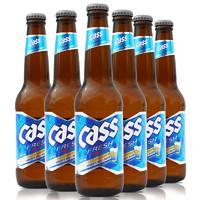 CASS 凯狮啤酒 330ml*6瓶