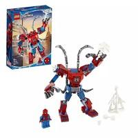 LEGO 乐高 超级英雄 76146 蜘蛛侠机甲