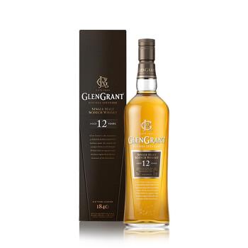 GLENGRANT 格兰冠 12年 单一麦芽苏格拉威士忌 700ml