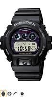 CASIO 卡西欧 G-Shock系列 GW-6900-1 中性款电波表