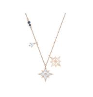 SWAROVSKI 施華洛世奇 Symbolic Star 5494352 八芒星雪花項鏈