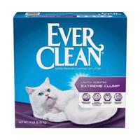 EVERCLEAN 藍鉆 膨潤土貓砂 紫標 14磅