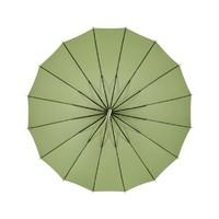 FY 飞誉 FY/YM1804 长柄雨伞 抹茶绿
