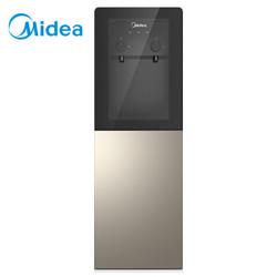 美的(Midea)饮水机家用立式办公双开门柜式饮水器 YD1126S-X冷热型
