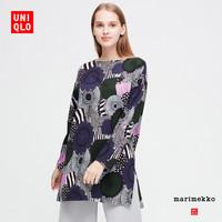 UNIQLO 优衣库 x Marimekko合作款 427557 女士长衫