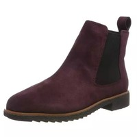 Clarks 其樂 Griffin Plaza Chelsea 女款短靴