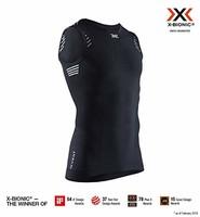 X-Bionic 男式 Invent 4.0 浅色汗衫 T 恤