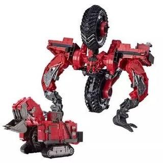 Hasbro 孩之宝 变形金刚 经典电影领袖级系列 清扫机 E7216