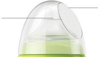 pigeon 贝亲 自然实感系列 AA72+AA73 宽口径玻璃奶瓶套装(160ml 绿色+240ml 黄色)
