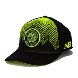 New Balance Celtic FC Peak Cap 男士鸭舌帽