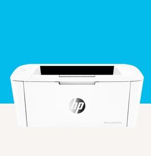 HP 惠普 LaserJet Pro M15a 黑白激光打印机 白色