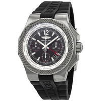 Breitling Bentley GMT Automatic Black Dial Men's Watch EB043335/BD78-232S