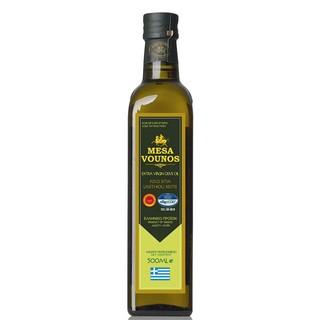 迈萨维诺 PDO特级初榨橄榄油 500ml