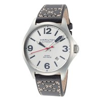 HAMILTON 汉密尔顿 Khaki Aviation H76225751 男士时装腕表