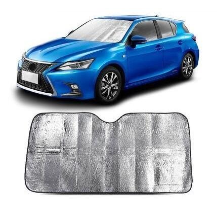 RUNDONG AUTO ACCESSORIES 通用型 铝箔遮阳前挡